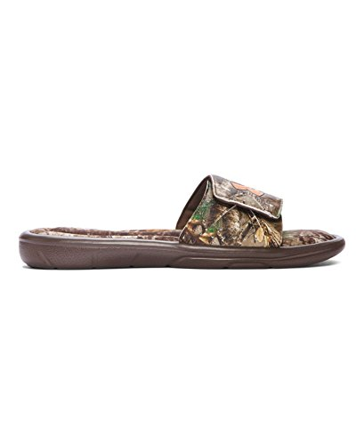 Under Armour Men's UA Ignite Camo Slide Sandals 12 REALTREE AP-XTRA (Camo Foam)