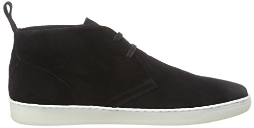 Strellson Forest Nero Uomo Lace 900 Mid Suede Stivaletti OOnqwfrS