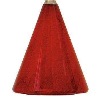 Nora Lighting NRS80-475R Bonita Cone Glass Shade Monorail Head (Bonita Cone)