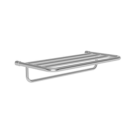 Ginger XX43-24/PC Hotelier Hotel Shelf Frame Towel Bar