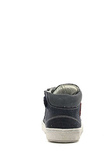 Junior Azul Niño Zapatos Nero A423260m Giardini 5qw6xSR