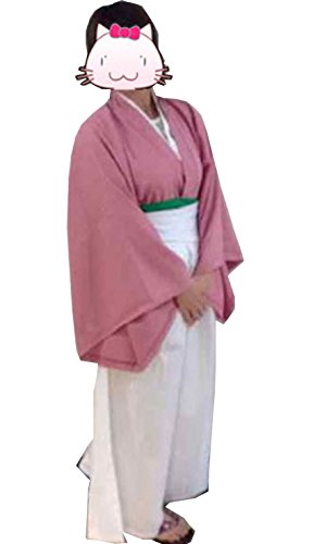 fantasycart Hakuouki Yukimura Chizuru kimono Cosplay Costume size XL -