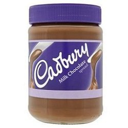 Cadbury Chocolate Spread 400g (3 Pack)