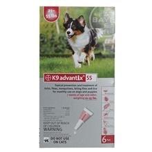 Advantix 4 Pk 21-55 Lb