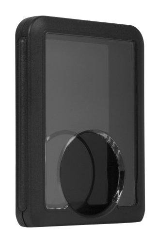 Aluminum Glove Box Cover - Agent18 Eco Shield Case for iPod nano 3G (Black)