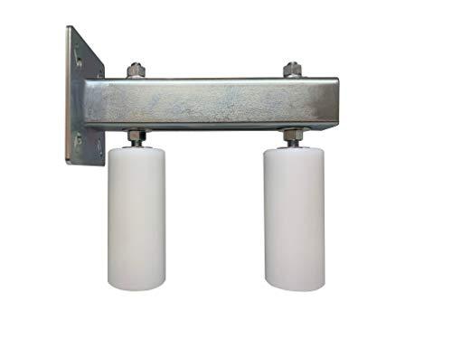 - Adjustable Slide Gate Guide Rollers 6