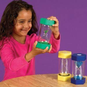 SI Manufacturing 16504 Jumbo 5 Minute Sand Timer
