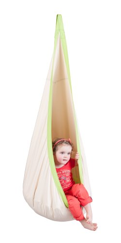 La Siesta Super Soft Organic Cotton Joki Turtle Nest Swing