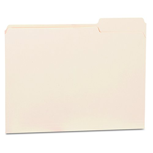 Position Top Tab Letter (Universal 12123 File Folders, 1/3 Cut Third Position, One-Ply Top Tab, Letter, Manila (Box of 100))
