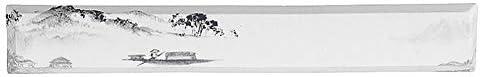L-SHISM Belle PBT Keycaps mécanique Clavier DIY Keycap (6.25U Espace Keycap) Durable