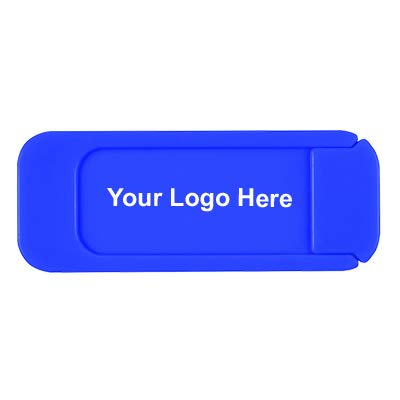 Webcam Cover - Blue TK - 150 Quantity - $1.27 Each - Promotional Product/Bulk / with Your Customized Branding by Caden Concepts