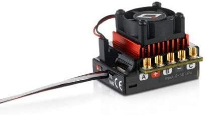Sensored Hobbywing QuicRun Series Brushless 60A Sensored ESC #10BL60 For 1//10 /& 1//12 RC Hobbywing #QUICRUN-10BL60