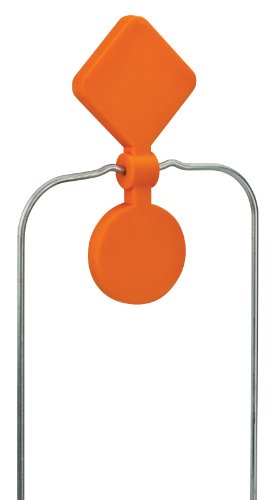 Champion DuraSeal Double Spinner Orange Target