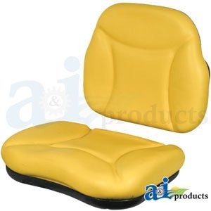 A & I Products Kit, Seat Cushion; YLW (For A-RE62227 Seat) Replacement for John Deere Part Number 5000SCKIT