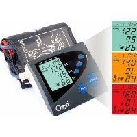 Ozeri BP4M CardioTech série Premium bras moniteur numérique de tension artérielle avec l'hypertension Couleur alerte technologie
