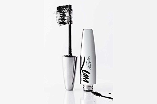 PUROBIO - Mascara L.A.M. - 100% Natural with Aloe - Intense Black, Volumizing, Curly Lashes - NIckel Tested - 10 ml