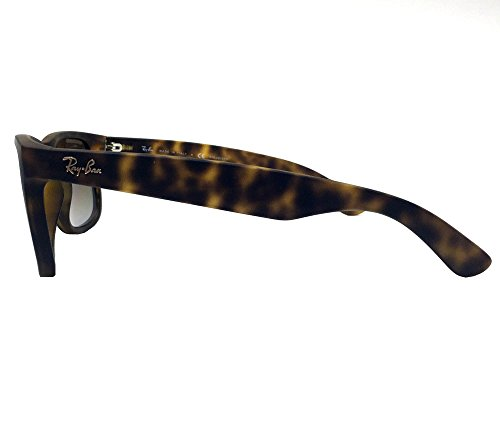 e4f41f944f Amazon.com  Ray Ban RB4165 865 T5 Tortoise  Brown Gradient 55mm Polarized  Sunglasses  Clothing
