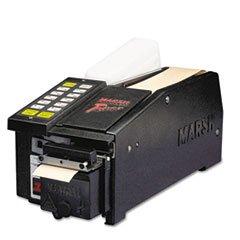 -- Electric Tape Dispenser For Gummed Tape w/48-oz reservoir, Steel Blades, Black ()