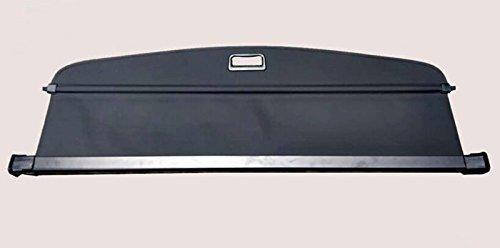 de Metal Cubierta Protectora para Maletero de Touran 2 2016-2019 Flexible Color Negro