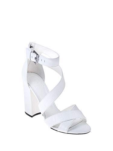 Zapatos Lea03 Fl6kor Blanco Mujeres Guess zUqXxAzE