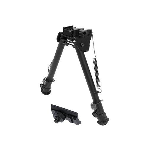 UTG Tactical OP Bipod, QD Lever Mount, Height 8.0-12.4'