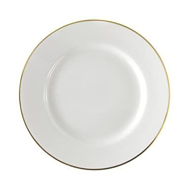 Gold Line 10.25  Dinner Plate [Set of 6]