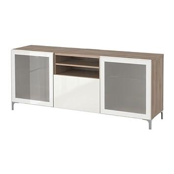Ikea 10202.261411.3026 - Mueble de TV con cajones de Cierre Suave ...