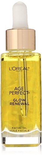Hydra Oil (L'Oreal Age Perfect Hydra-Nutrition Glow Renewal Facial Oil 1 oz (Pack of 2))