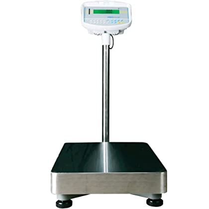 Image of Postal Scales Adam Equipment GFK 660a Check Weighing Scale, 660lb/300kg Capacity, 0.05lb/20g Readability