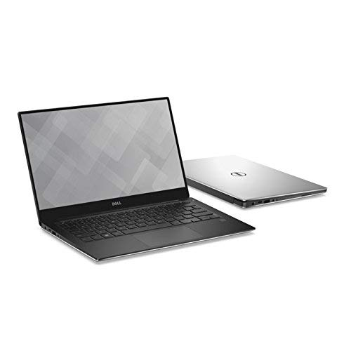 (Renewed) Dell New XPS 13 XPS 9360 FHD 13.3-inch Laptop (Core i5 - 8250 U/8GB/256 GB SSD/Windows 10 with Ms Office Home & Student 2016/Intel UHD Graphics)