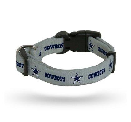 Amazon.com  Sparo Dallas Cowboys Adjustable Dog Nylon Pet Collar ... 173e7a0a9