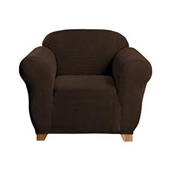 Amazon Com Linen Store Sicily Furniture Slipcover 1