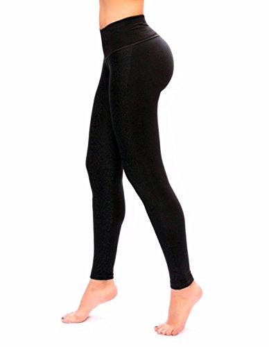 ab19f6c181 Jual Black With black Pattern-Net – Legging Internal Body Shaper ...