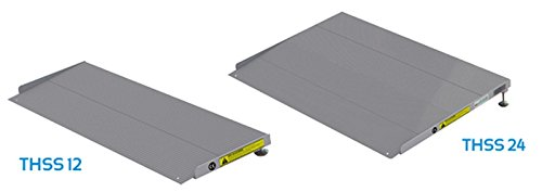 Ez-Access Self Supporting Thresh Ramp 24 Inch Adjustable, 10.5 Pound