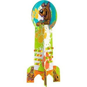 Scooby-Doo Treasure 23 Inch Tower Game