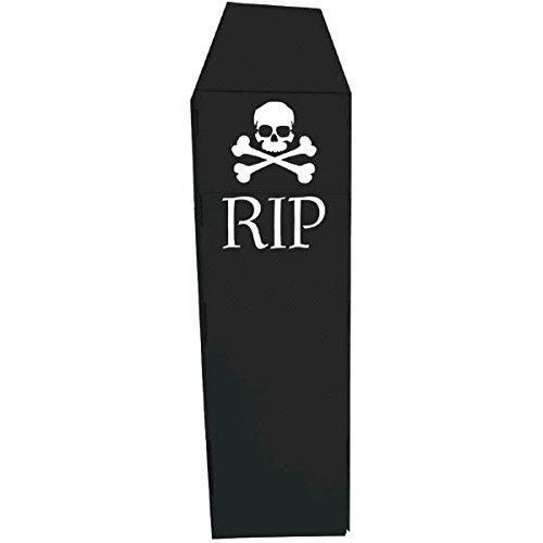 Amscan Haunted Mansion Halloween Party Giant Coffin Decoration for $<!--$61.70-->