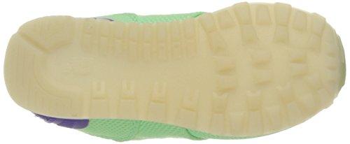 New Balance Unisex-Kinder Kl574wtg M Sneakers Grün/Weiß