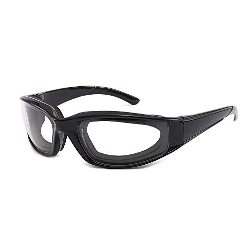 Onion Goggles Eye Glasses Onions Chopping Tear Free Protector Kitchen Tool