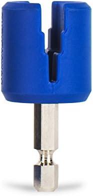 Music Nomad MN220 GRIP Drill Bit String Peg Winder