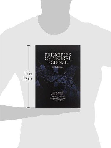 Principles of neural science livros na amazon brasil 9780071390118 fandeluxe Images