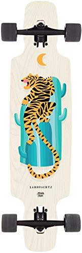 Landyachtz Drop Carve 37 Desert Tiger Longboard 2019 ()