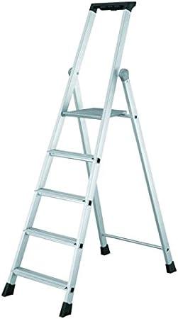 Tubesca – escabeaux – Escalones – escabeaux compactas – Escalera de 7 peldaños Compact: Amazon.es: Bricolaje y herramientas