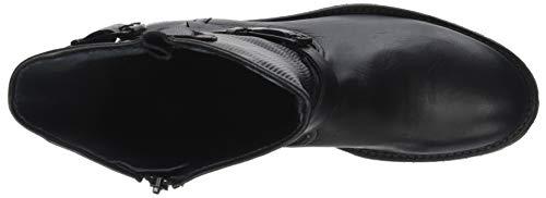 Bottes Noir Bottines Dina 850 Femme Pataugas Noir Motardes et F4d wxSWqCU