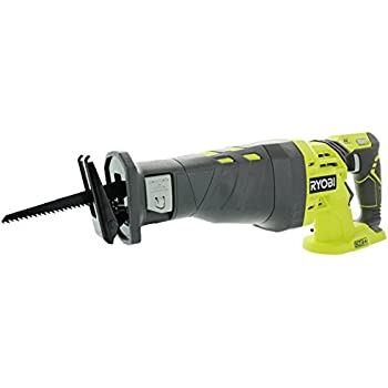 Ryobi p516 18v cordless one variable speed reciprocating saw w1 ryobi p516 18v cordless one variable speed reciprocating saw w1 blades battery not greentooth Gallery