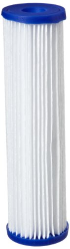 Pentek R30 Pleated Polyester Filter Cartridge, 9-3/4