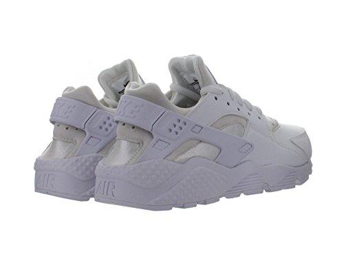 Nike Womens Air Huarache Run Sneakers 634835 Sneakers Shoes (us 10, White White 106)
