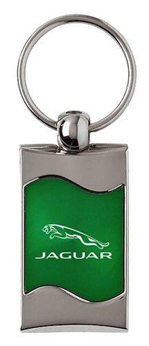 Jaguar Keychain & Keyring - Green Wave by Jaguar