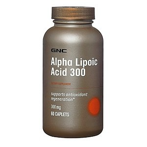 GNC Alpha Lipoic Acid 300 60 Caplet(s)