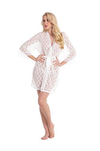 b22a11e7168 Aibrou Womens Nightgown Transparent lingerie. Review - Aibrou Women s Sexy  Lace ...