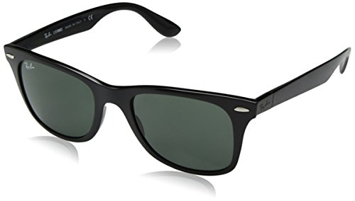 Square 52 ban Nylon Matte Black Man Sunglasses polarized Iridium Non Mm Men's Ray 0BPZdwqB
